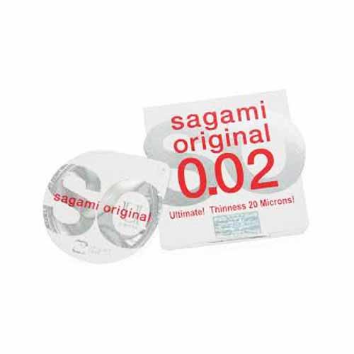 bao cao su cực siêu mỏng sagami original