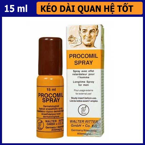 Thuốc chống xuất tinh sớm Procomil