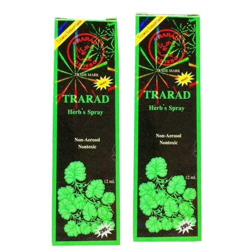 Thuốc xịt kéo dài quan hệ thảo dược Trarad