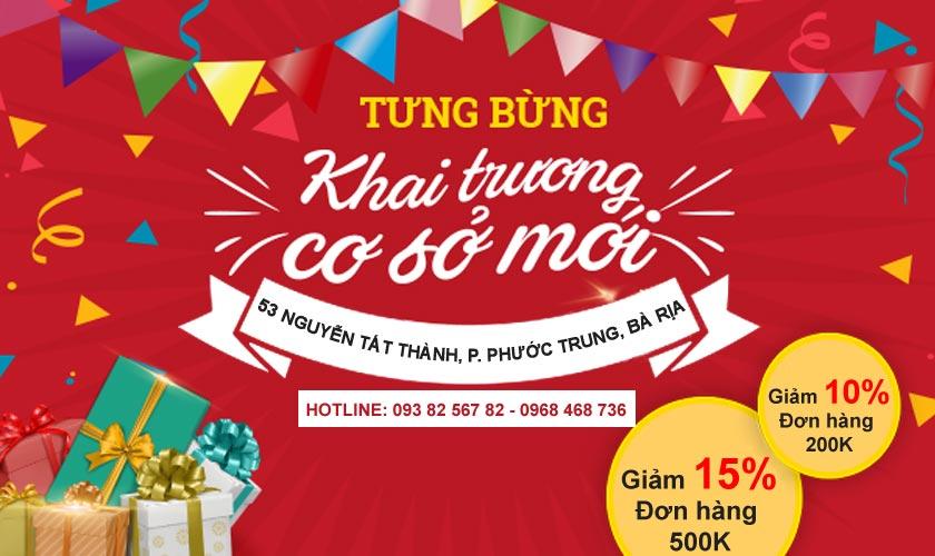 shop bao cao su bà rịa 53 Nguyễn Tất Thành