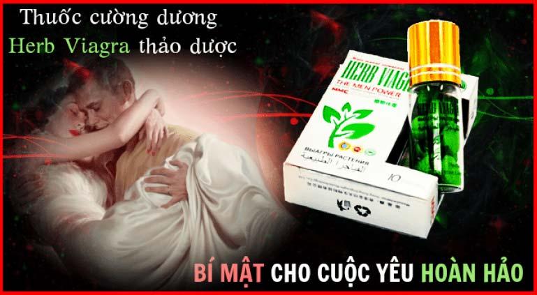 herb viagra thảo dược