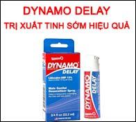 thuốc kéo dài quan hệ dynamo delay