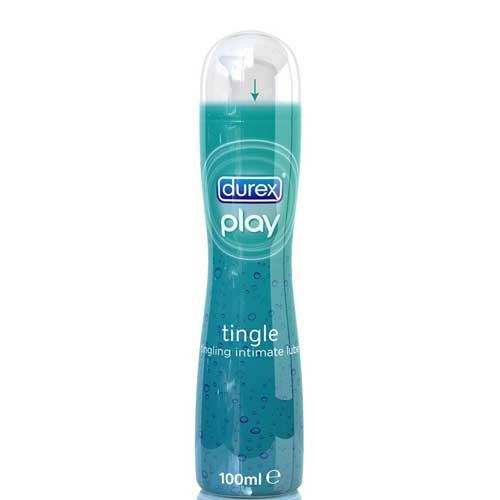 Gel bôi trơn Durex Play Tingle