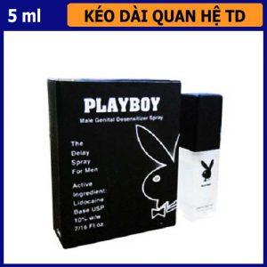 Thuốc xịt kéo dài quan hệ Playboy