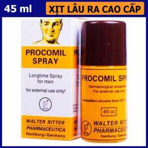Thuốc lâu ra Procomil Spray