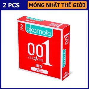 Bao cao su Okamoto 001mm